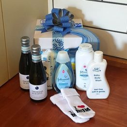 Gift Hamper - Baby & Bubbles - Boy