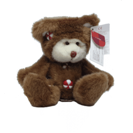Russ Berrie & Co - Christmas 'Cookie' Bear