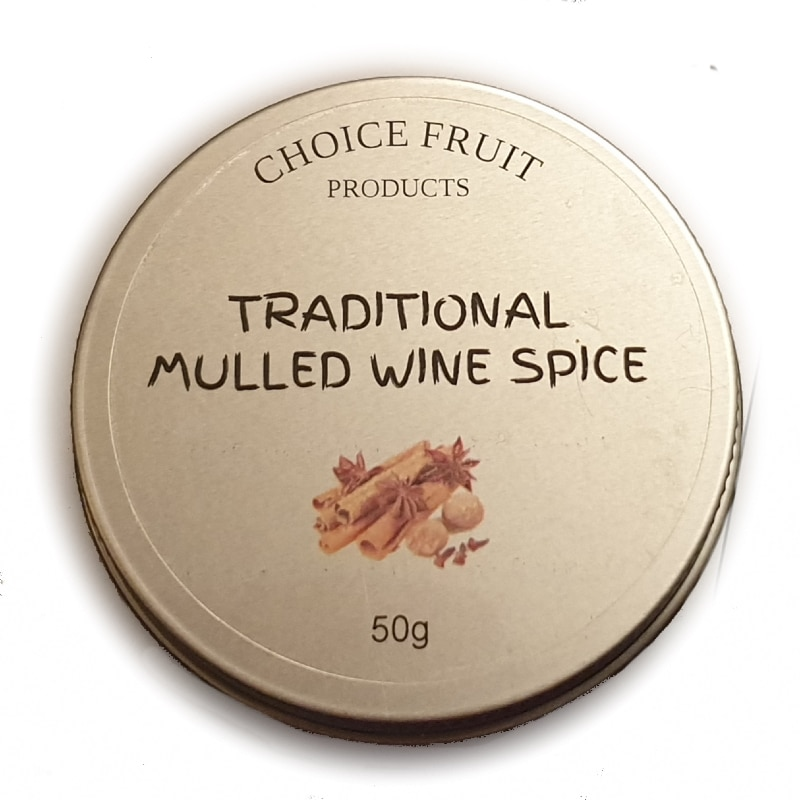 Traditional Mulled Wine Spice - 50g