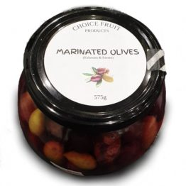 Olives (Marinated) - 575g