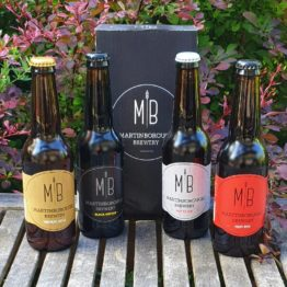 Martinborough Brewery Selection