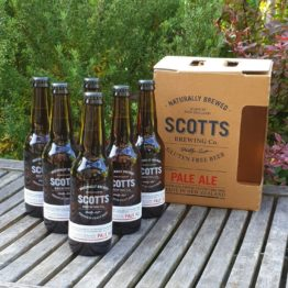 Gift Box - Scotts Pale Ale Gluten Free 6 Pack