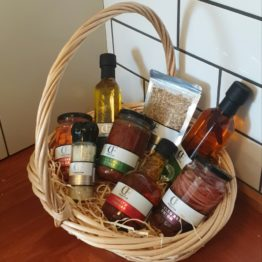 Gift Basket - A Great Selection