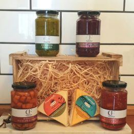 Gift Hamper - Chutney & Cheese