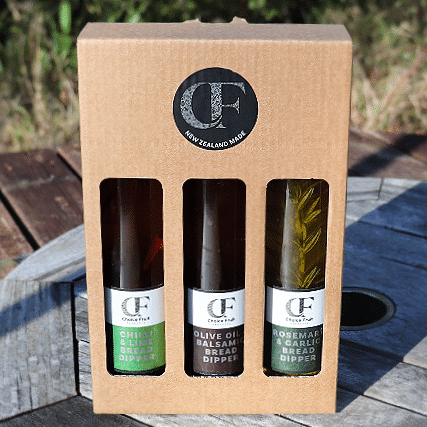 Gift Box.- Set of 3 (Infused Oils)