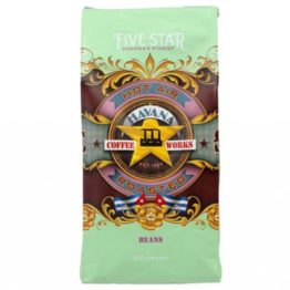 Havana 5 Star Coffee Beans 100g/200g