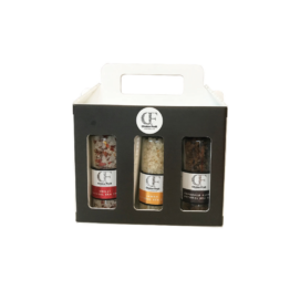 Presentation Gift Box - 3x Salts