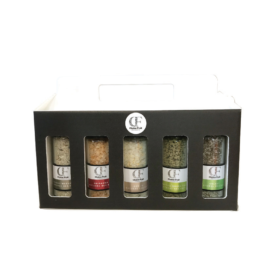 Presentation Gift Box - 5x Salts