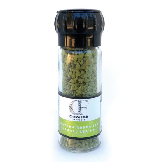 Matcha Green Tea Natural Sea Salt
