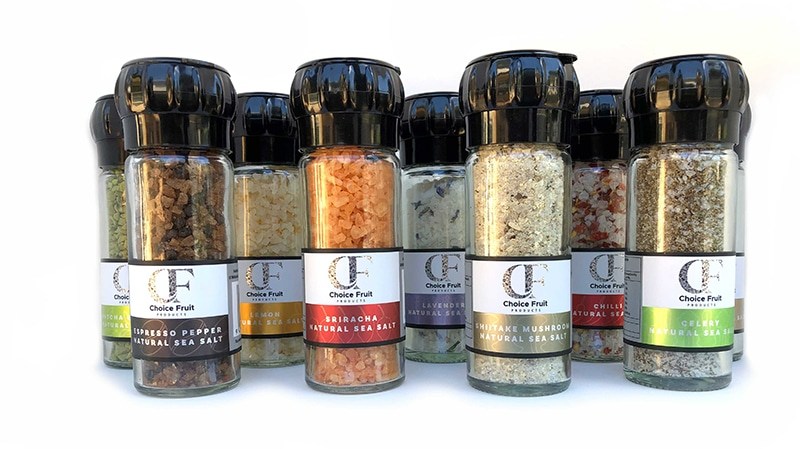 Natural Sea Salts