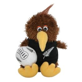 Kepa Kiwi with Rugby Ball 20cm